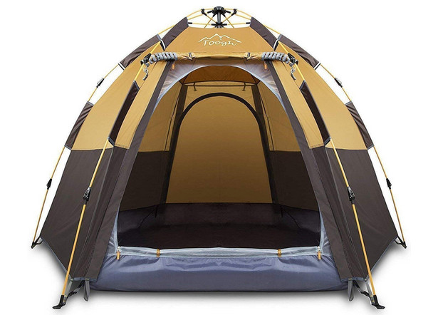 Toogh 3 4 Person Camping Tent