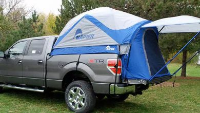 Photo of Get Set On For An Adventure With The Truck Tent Camper