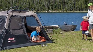 Photo of Coleman 4 Person Tent Instant Cabin Review