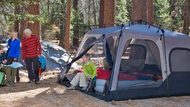 Photo of Coleman 6 Person Instant Tent Review – Easy Setup & Spacious