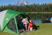 Photo of Coleman Evanston 8 Screened Tent Review – Easy Setup