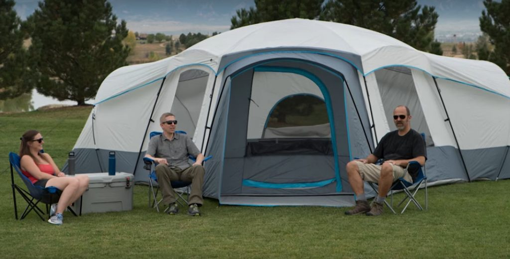 Family Tent Size